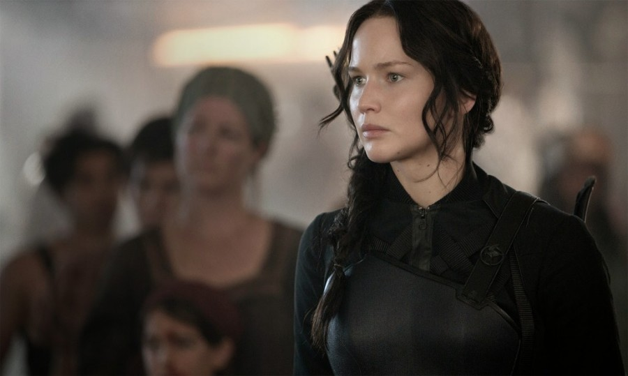 The Hunger Games: Mockingjay Part 1Review
