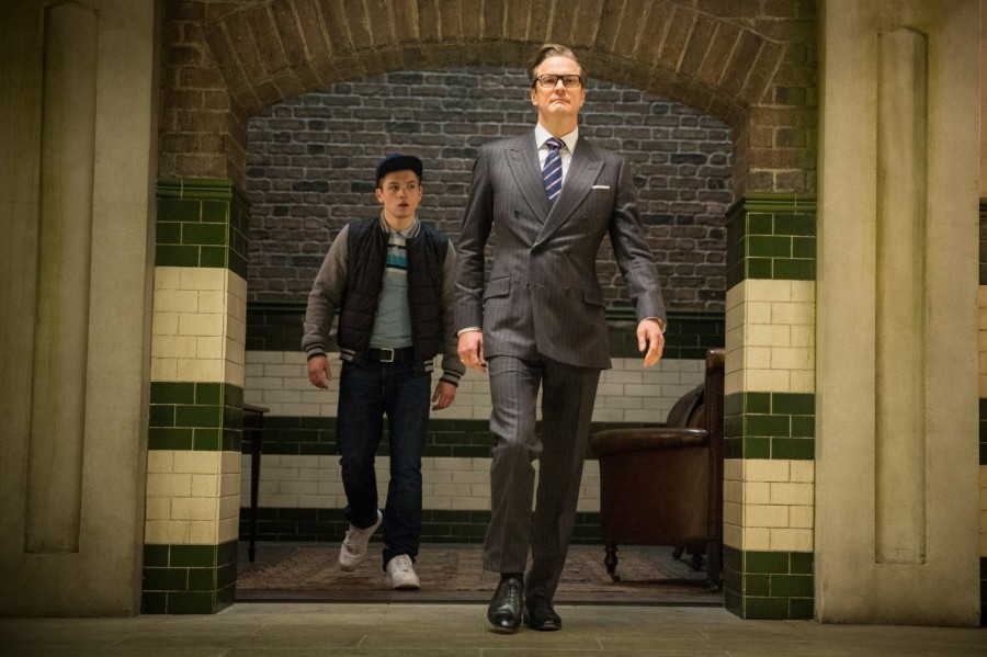 Kingsman: The Secret Service Review