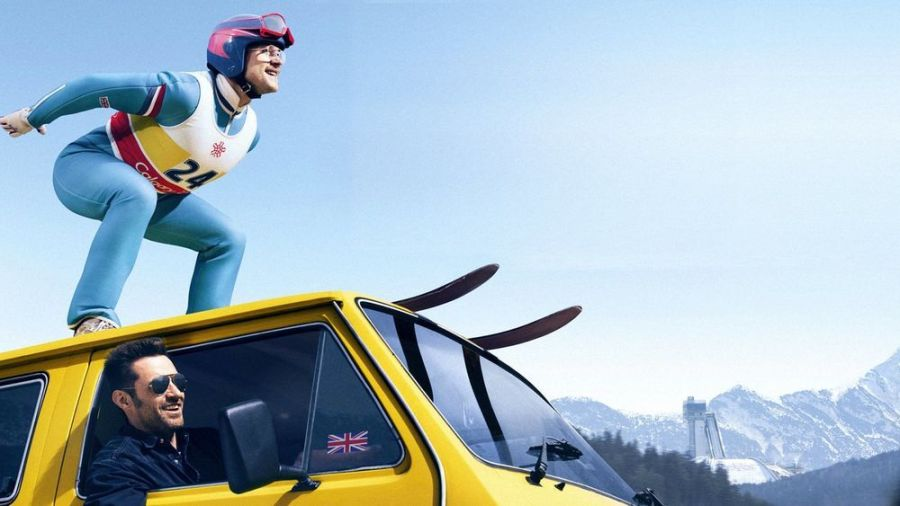 Eddie The Eagle Review