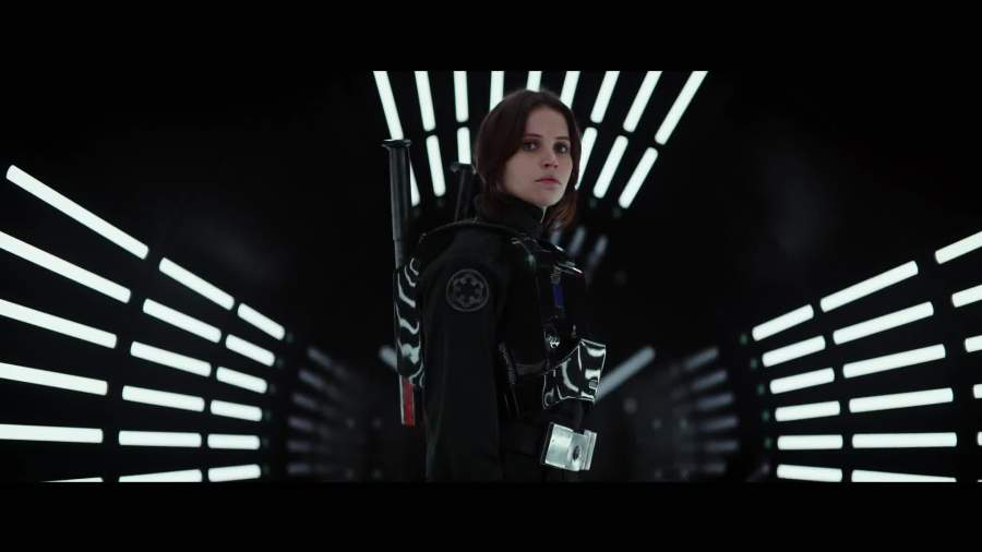 Rogue One: A Star Wars StoryReview