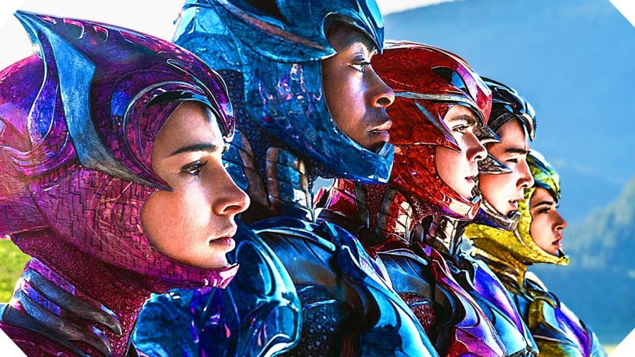 Power Rangers (2017)Review