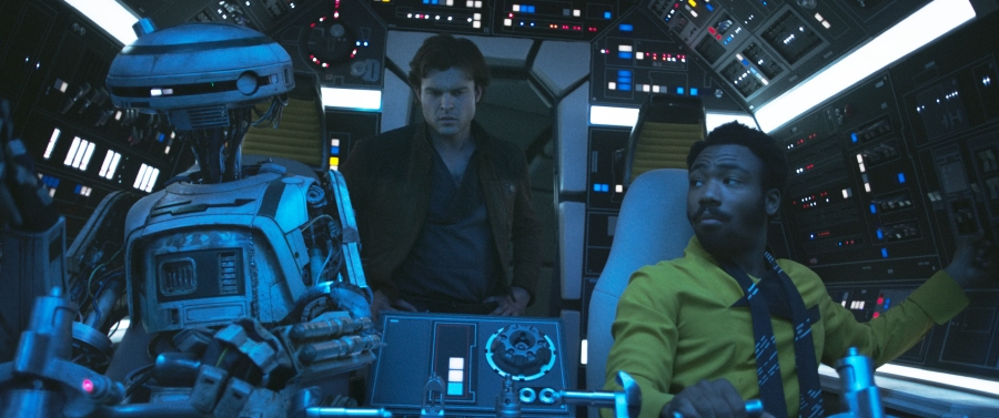 Solo: A Star Wars StoryReview